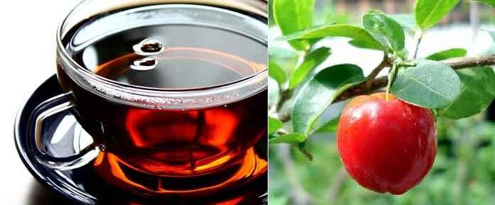 Chá de Folha da Acerola Para Emagrecer – Receita