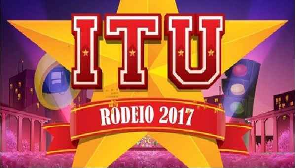 Rodeio Itu 2017– Programação