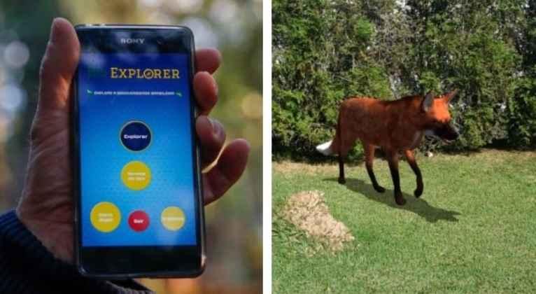 Aplicativo BioExplorer Com Animais Brasileiros – Gratuito