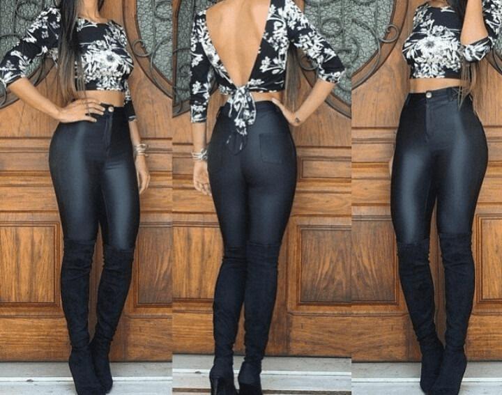 Calça Cirre - Como Usar