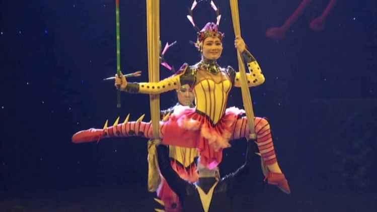 Circo Imperial da China no Brasil – Locais e Datas