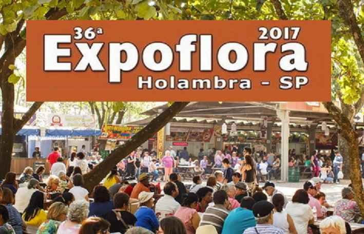 Expoflora Em Holambra – Datas e Ingressos
