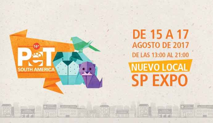 Exposição Pet South America – Datas e Local