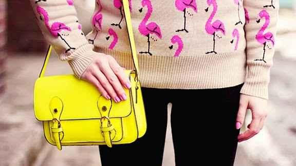 Moda Estampas de Flamingo – Tendência