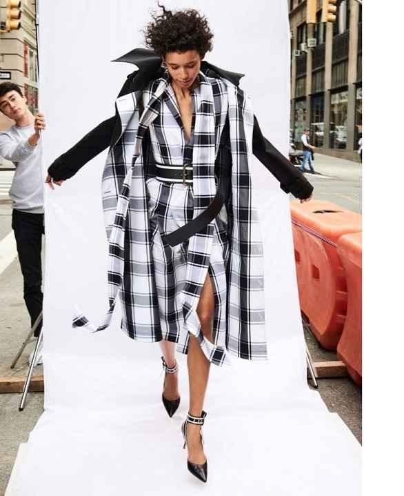 Moda Xadrez Couture – Tendência Inverno 2018
