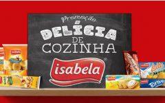 Promoção Delícia de Cozinha Isabela – Como Participar