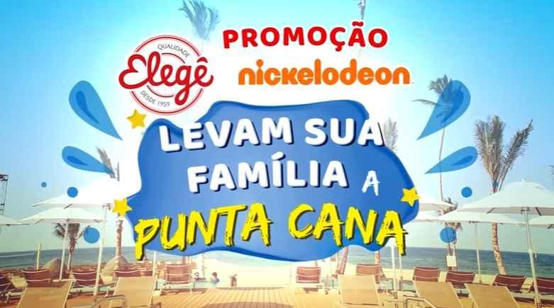 Promoção Elegê e Nickelodeon – Como Participar
