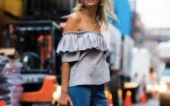 Top Bardot Moda Verão 2017 – Modelos e Como Usar
