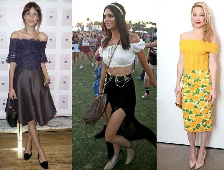 Top Bardot Moda Verão 2017 - Modelos e Como Usar