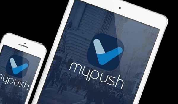 Aplicativo MyPush – Mensagens Gratuitas