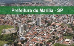 Concurso Prefeitura de Marília-SP – Inscrições