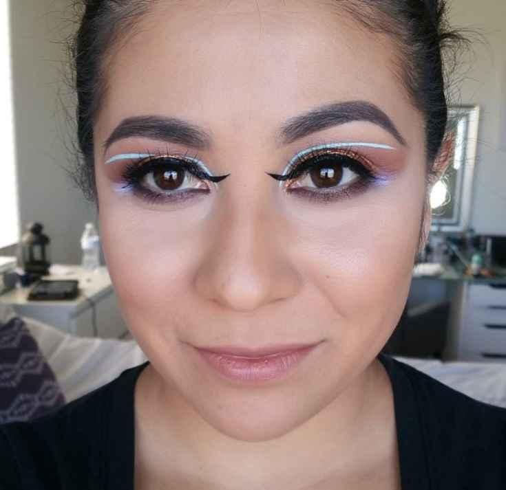Delineador Para o Lado de Dentro - Tendência de Maquiagem