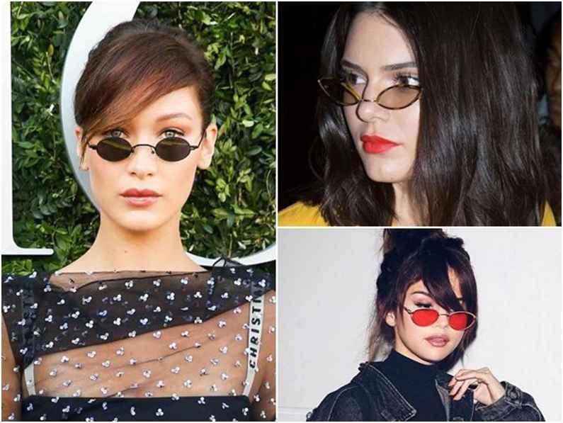 34752ad9a7776 Mini Óculos de Sol Novos Modelos