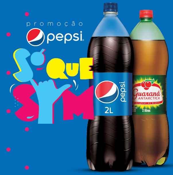 Promoção Pepsi Só Que Sim – Como Participar