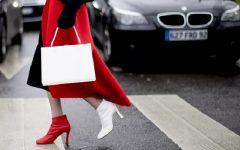 Sapatos de Cores Diferentes – Tendência