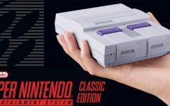 Super Nintendo Classic Edition – Lançamento