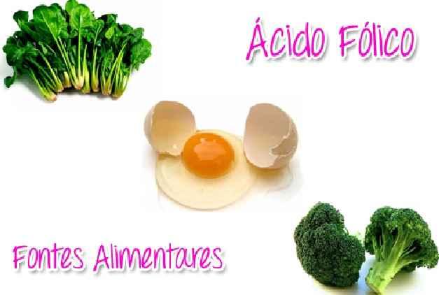 Ácido Fólico Vitamina B9 - Benefícios e Onde Encontrar