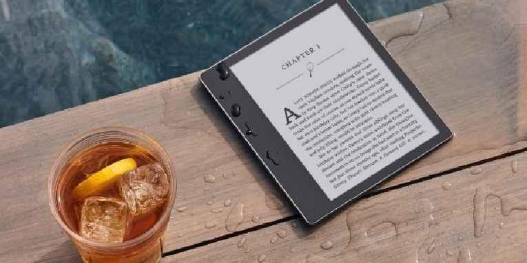 Aparelho Kindle Oasis - Lançamento e Detalhes