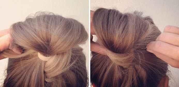 Coque Polvo Penteado do Verão – Como Fazer