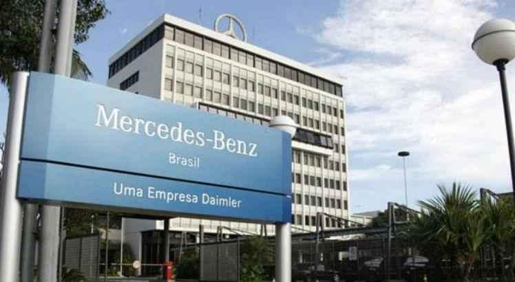 Estágio Mercedes-Benz do Brasil – Inscrições