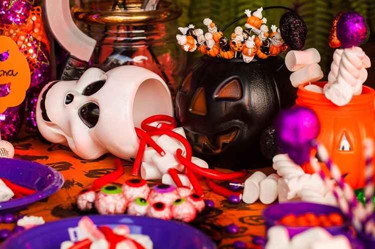 Festa Infantil Dia Das Bruxas – Como Fazer