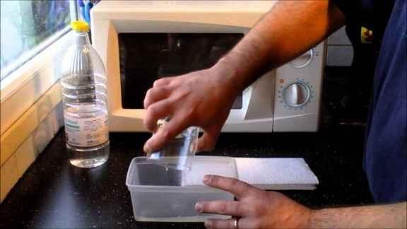 Forno Micro-Ondas - Dicas Como Limpar