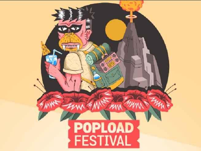 Popload Festival 2017 – Atrações