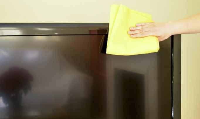 Tela da TV Em LCD e LED – Dicas Para Limpar e Produtos