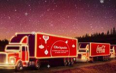 Caravana de Natal da Coca-Cola 2017 – Trajetos