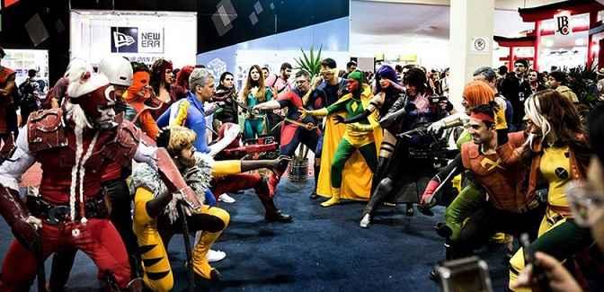 Comic Con Experience CCXP Brasil 2017 - Ingressos e Atrações