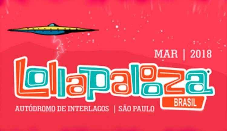 Lollapalooza Brasil 2018 – Ingressos e Atrações