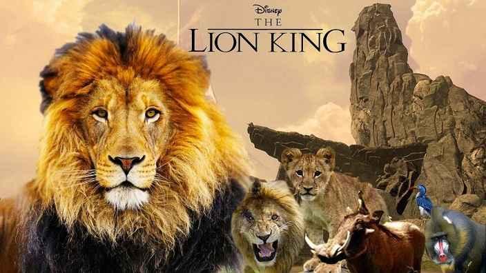 Remake de O Rei Leão – Elenco