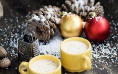 Bebida Eggnog Tradicional de Fim de Ano – Receita
