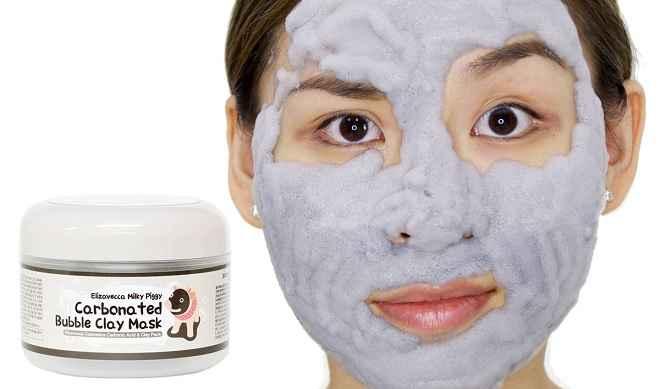 Máscara Facial Gaseificada – Novidade