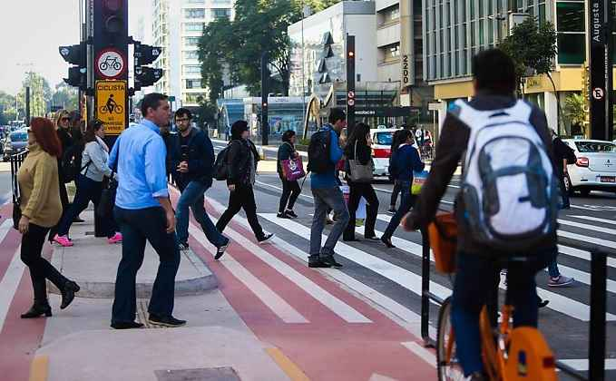 Multas Para Pedestres e Ciclistas – Regras Para 2018