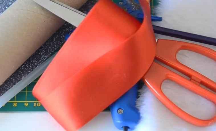 Porta Guardanapo de Natal Reciclado – Material e Vídeo