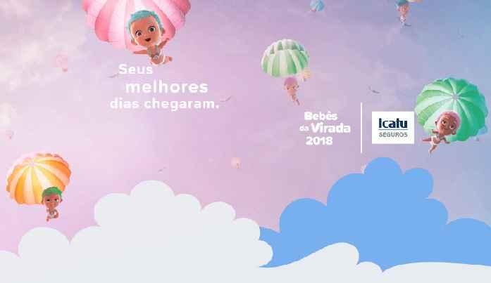 Promoção Icatu Bebês da Virada 2018 - Como Participar
