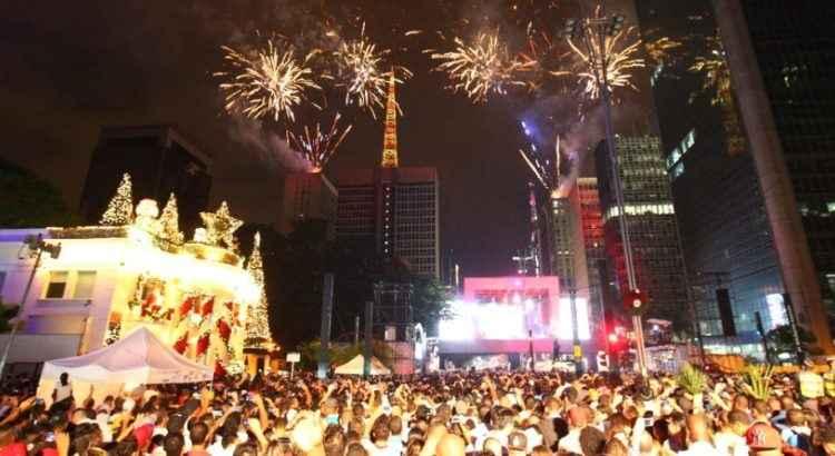 Réveillon da Avenida Paulista 2018 – Atrações