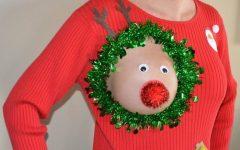 Seios de Rena Para Natal – Tendência de Fantasia