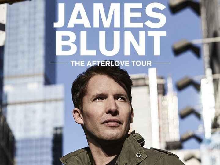 Show de James Blunt 2018 – Ingressos