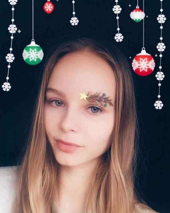 Sobrancelhas Árvores de Natal – Tendência Instagram