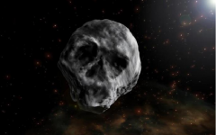 Asteroide do Halloween – Retorno Em 2018