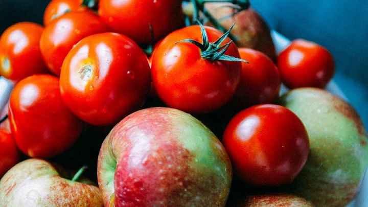 Dieta da Maçã e Tomate – Benefícios ao Pulmão
