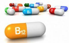 Falta de Vitamina B12 – Sinais