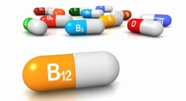 Falta de Vitamina B12 - Sinais