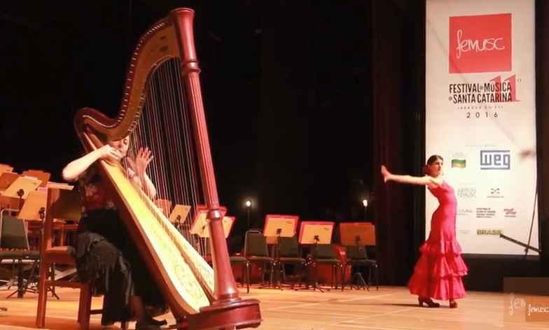 Festival de Musica de Santa Catarina – Programação