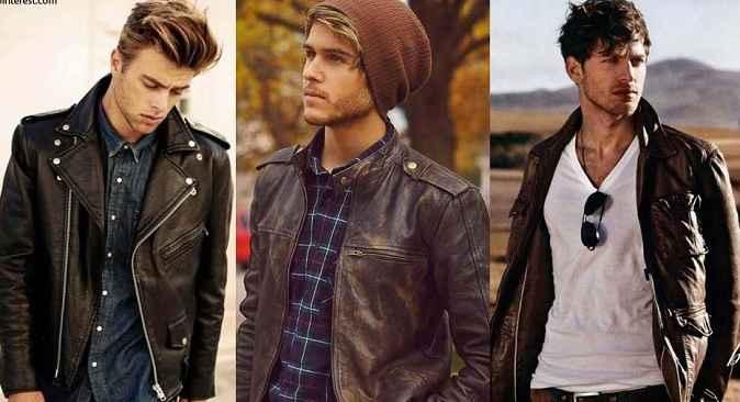 Jaqueta de Couro Masculina – Como Escolher