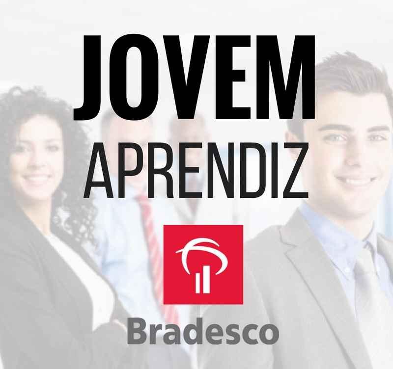 Jovem Aprendiz Bradesco 2018 – Inscrições