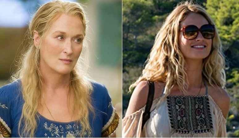 Mamma Mia Lá Vamos Nós De Novo – Personagens