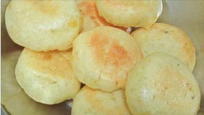 Pão de Queijo Falso – Receita